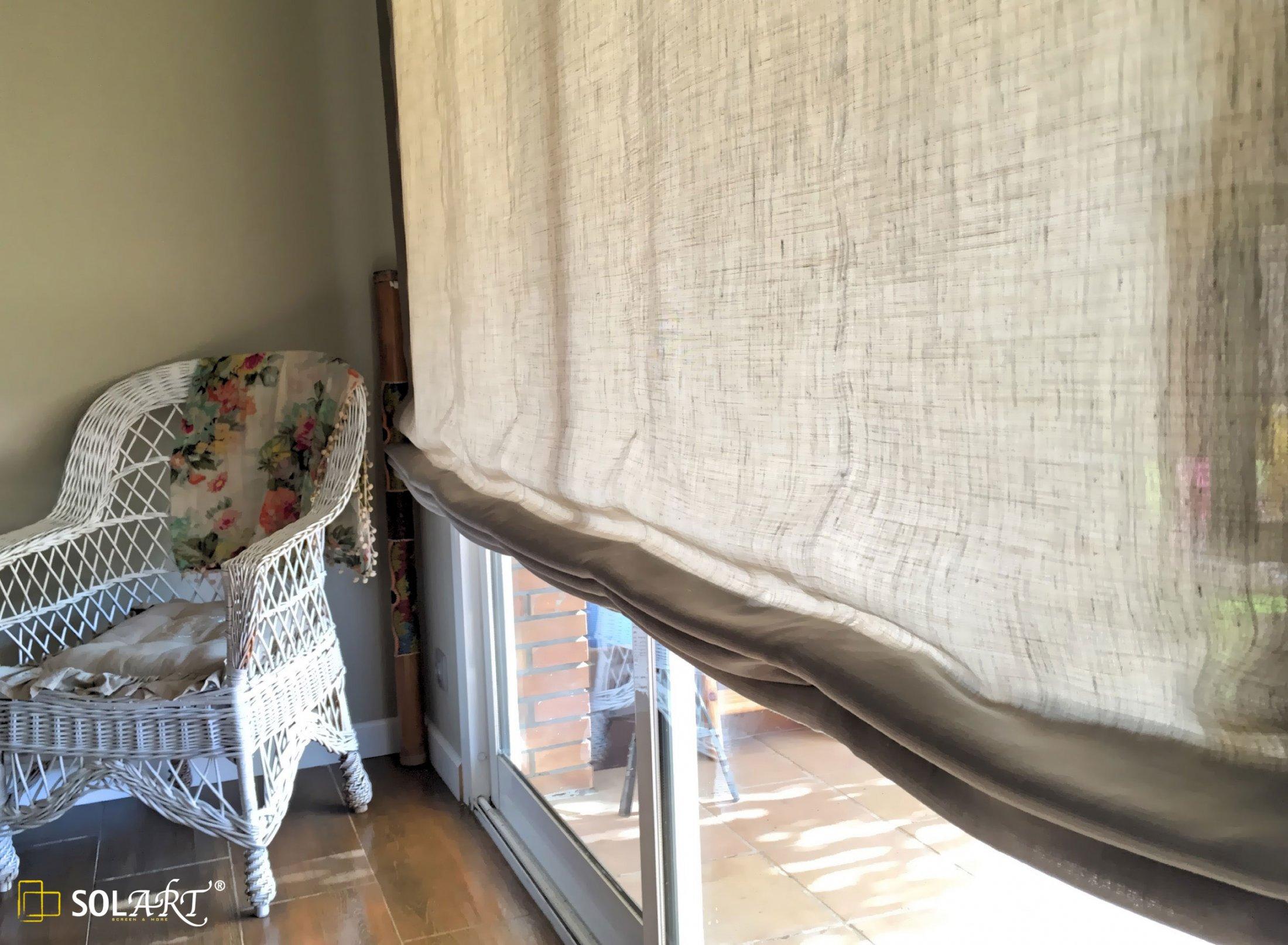 Cortinas pachetto solart 23 solart - Comprar cortinas barcelona ...