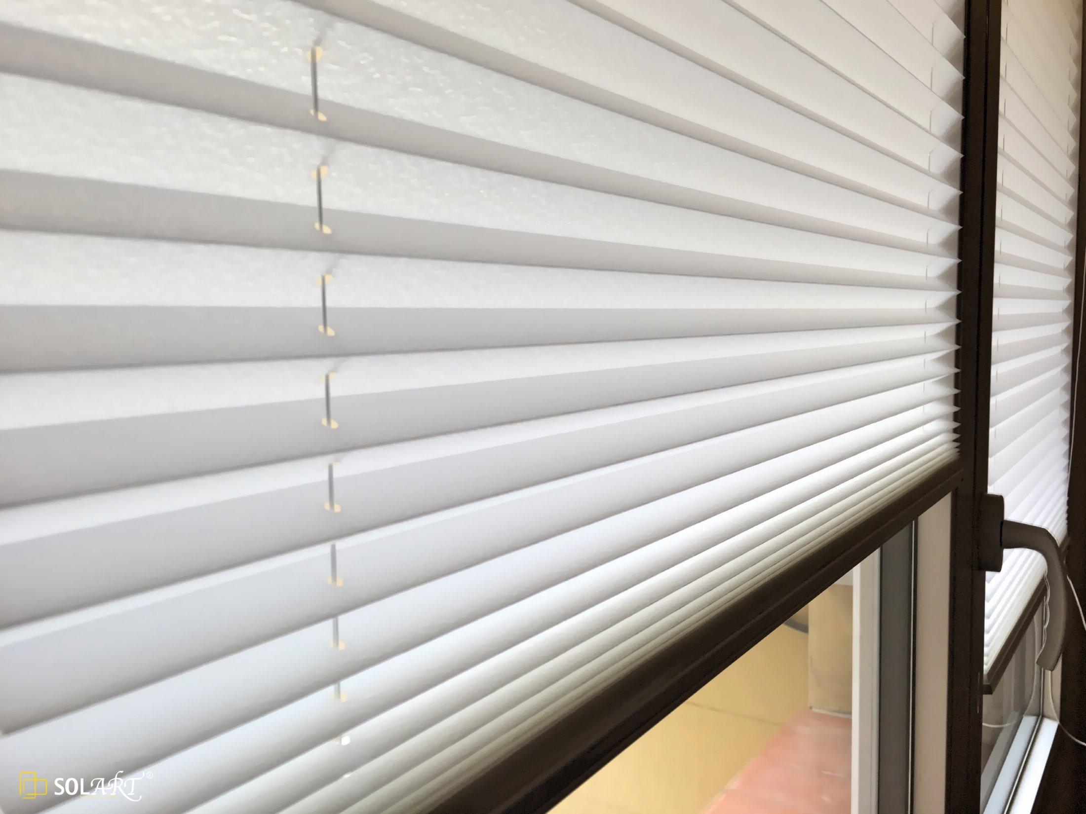 Cortinas plisadas solart 33 solart - Comprar cortinas barcelona ...