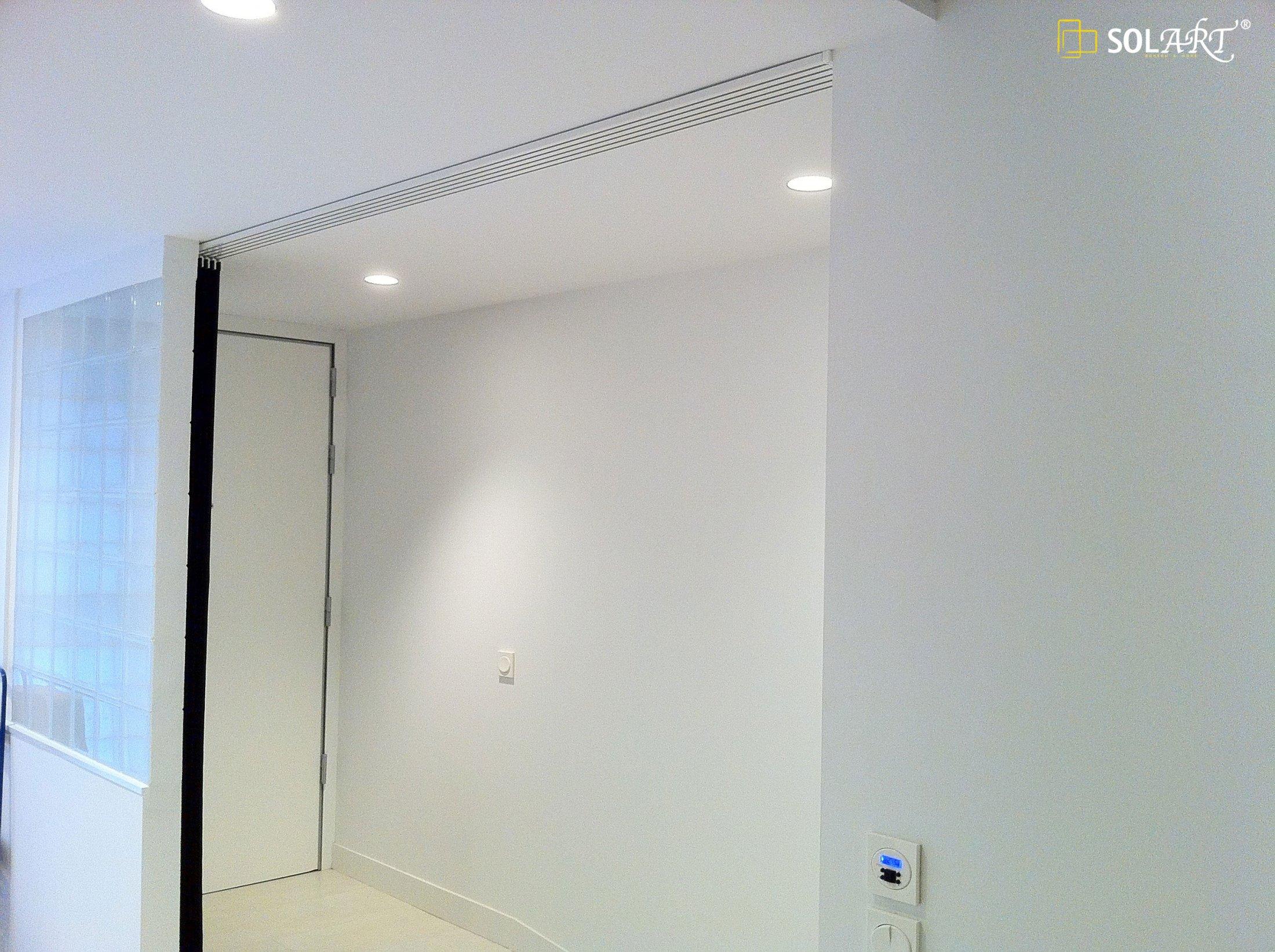Japanese panel curtains - Panel Japones Solart 12